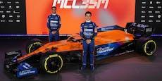 So sieht das erste Formel-1-Auto für 2021 aus