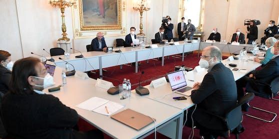 Der Experten-Gipfel im BKA