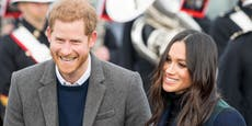 Babyglück bei Meghan & Harry – So gratulierte die Queen