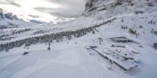 Italien stoppt geplante Öffnung der Skigebiete