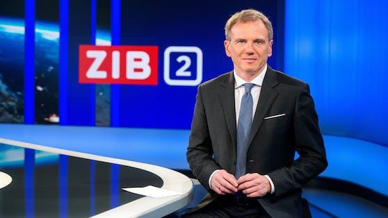"""ZIB 2""-Moderator Armin Wolf"