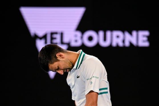 Tennis-Superstar Novak Djokovic.