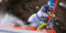 US-Star Shiffrin erobert in der Kombination WM-Gold