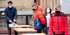 Fast 700.000 Schüler kehren heute in Klassen zurück