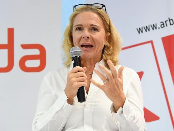 Michaela Reitterer, Präsidentin der Österreichischen Hoteliervereinigung