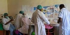 Ebola-Ausbruch in Guinea: Schon drei Menschen gestorben