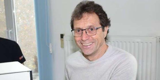 Physiker Gerhard Scheuch