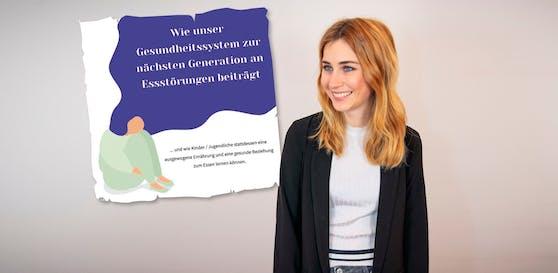 Diätologin Isabel Bersenkowitsch gibt ihr Fachwissen auf Instagram weiter.