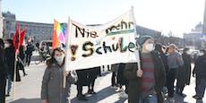 Verkehrschaos wegen Bildungs-Demo in Wien befürchtet