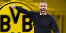 Gladbach-Trainer Marco Rose wechselt zu Dortmund