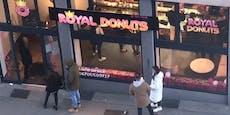 Ärger über Donut-Shop, der auf Corona-Regeln pfeift