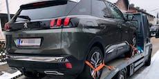 Dieser Montags-Peugeot ist 2.000 € nach 2 Jahren wert