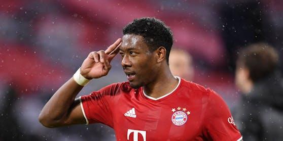 David Alaba wird die Bayern im Sommer verlassen. Aber wohin?