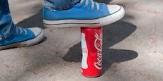 Alle Corona-Viren der Welt passen in eine Cola-Dose