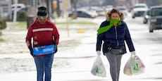 Jüngster von 20 Kälte-Toten in USA war erst 10 Jahre