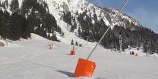 Tiroler Skigebiete sperren nach Eil-Verordnung zu