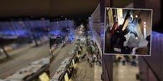 Darum feuerten Pistolen-Teenies zehn Mal auf ein Haus