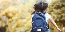 7-Jährige ging alleine von Schule heim - Polizeieinsatz
