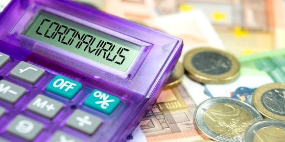 Finanzspritze in der Corona-Krise.