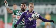 Monschein vor Austria-Absprung zu Liga-Konkurrenten