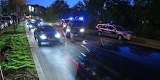 Polizei musste zu Pfingsten über 12.300 Raser anzeigen