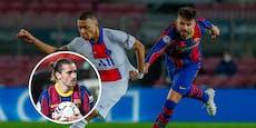 Streit der Barca-Stars eskaliert bei 1:4-Niederlage