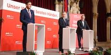 """SP-Klubtagung ohne """"Bomber"""", aber mit Geld für Spitäler"""