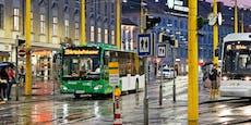 Bus übersehen! Grazer Fußgänger (24) schwer verletzt