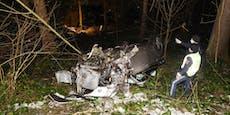 32-Jähriger stirbt zwei Monate nach BMW-Crash