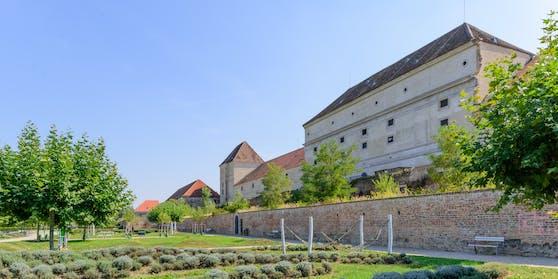 Der neue Standort: Schloss Neugebäude in Wien-Simmering