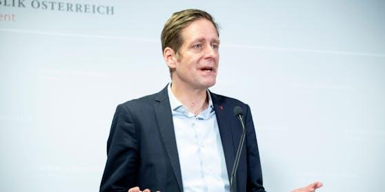 Jan Krainer (SPÖ): Der führende Sozialdemokrat im Ibiza-U-Ausschuss erhebt schwere Vorwürfe in Richtung ÖVP.
