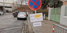 Verkehrsschild sorgt für Verwirrung bei Autofahrer
