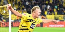"Real macht Haaland-Transfer zu ""Staatsangelegenheit"""