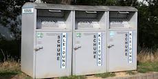 Darum muss Humana hunderte Container verschließen