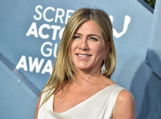 """Jennifer Aniston scheint - trotz ihres Alter - wohl für die """"Gen Z""""-Generation das beste Vorbild zu sein."""