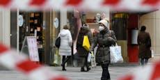 Erster Aufstand gegen Maskenpflicht in der City