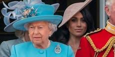 """Sie will die Queen erpressen"" – Kritik an Meghan-Baby"