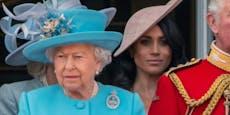 Nach Vorwürfen von Meghan: Queen schaltet Anwalt ein