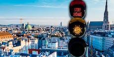 Wien droht in Ampel-Sitzung heute Rot-Schaltung