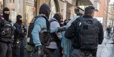 500 Polizisten an Razzia gegen Gangster-Clan beteiligt