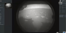 Mission completed – Nasa-Rover auf dem Mars gelandet