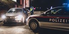 Gestohlenes Taferl – Fahrer hatte noch mehr zu beichten