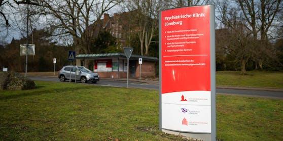 """ImPsychiatrischen Klinikum """"Am Wienebütteler Weg"""" in Lüneburg (D) kam es in der Nacht zu einem tödlichen Vorfall."""