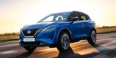 Der neue Nissan Qashqai startet im Sommer 2021