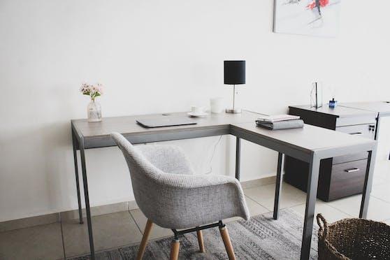 Mit der passenden Ausstattung ist effektives Arbeiten auch zu Hause möglich.