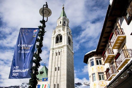 Corona-Alarm in Cortina