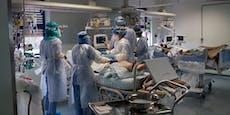 Alarmierende Zahlen: CoV-Mutation um 64% tödlicher