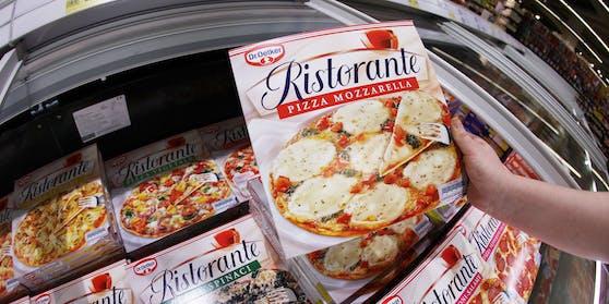 Dr. Oetker bringt - spät aber doch - eine vegane Pizza ins Tiefkühlregal.