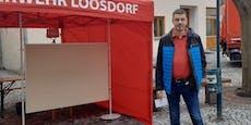 Zweite Teststraße in Loosdorf nach Kindergarten-Cluster