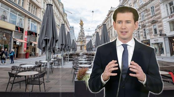 Gastro-Gipfel bei Bundeskanzler Sebastian Kurz.